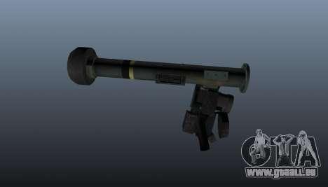 FGM-148 Dževlin pour GTA 4 troisième écran