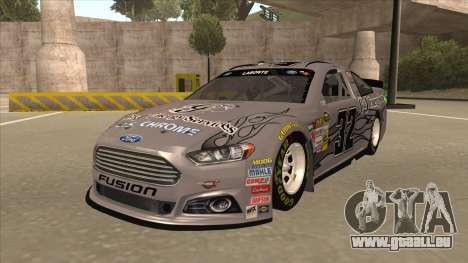 Ford Fusion NASCAR No. 32 C&J Energy services pour GTA San Andreas