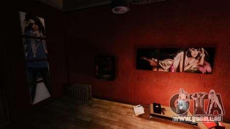 Nouvelles affiches dans l'appartement de Playboy pour GTA 4