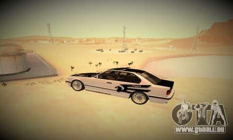 ENBSeries By DjBeast V2 pour GTA San Andreas douzième écran