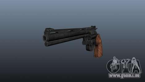 Revolver Colt Python 357 für GTA 4