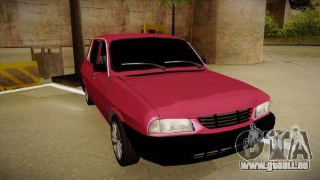 Dacia 1310 Berlina Tuning pour GTA San Andreas laissé vue