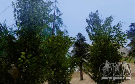 Neue Vegetation 2013 für GTA San Andreas neunten Screenshot