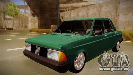 Fiat 128 Super Europa für GTA San Andreas
