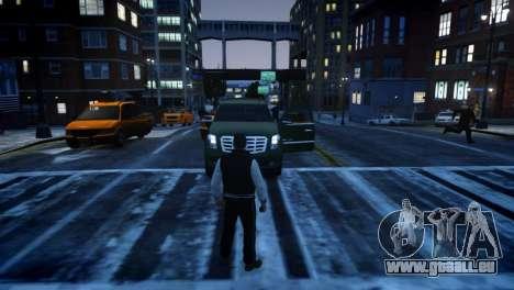Bannière mod graphique Graphics [bêta ouverte] pour GTA 4 septième écran