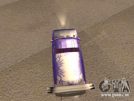 Vaz 2102 DRFT amusant pour GTA San Andreas vue de droite