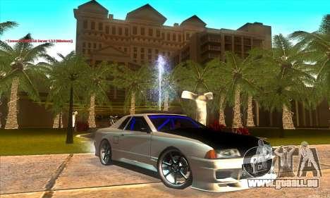 Elegy Drift Concept pour GTA San Andreas vue de côté
