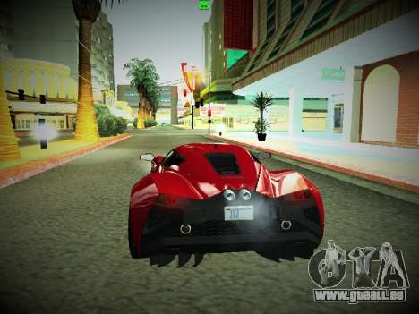 ENBSeries By DjBeast V2 für GTA San Andreas neunten Screenshot