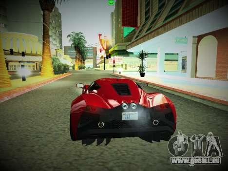 ENBSeries By DjBeast V2 pour GTA San Andreas neuvième écran