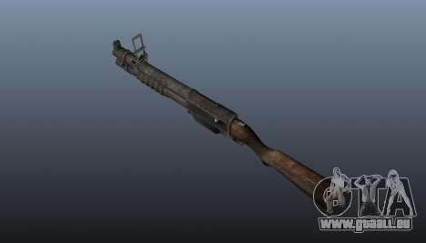 EX 41 Granatwerfer für GTA 4 dritte Screenshot