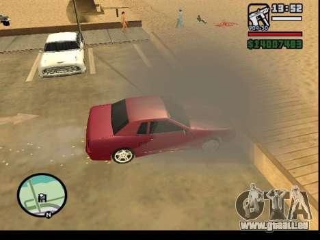 GTA V to SA: Burnout RRMS Edition für GTA San Andreas sechsten Screenshot