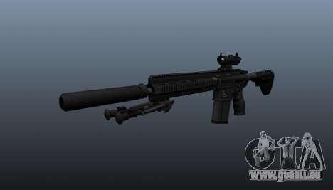 HK417 Gewehr v1 für GTA 4