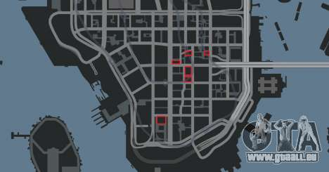 Magasins de Chinatown pour GTA 4 onzième écran