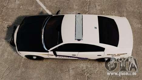 Dodge Charger 2013 AST [ELS] pour GTA 4 est un droit
