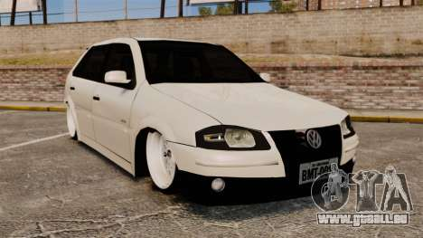 Volkswagen Gol G4 BBS für GTA 4
