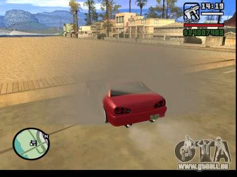 GTA V to SA: Burnout RRMS Edition für GTA San Andreas neunten Screenshot