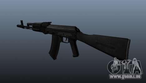 AK-74 m für GTA 4 Sekunden Bildschirm