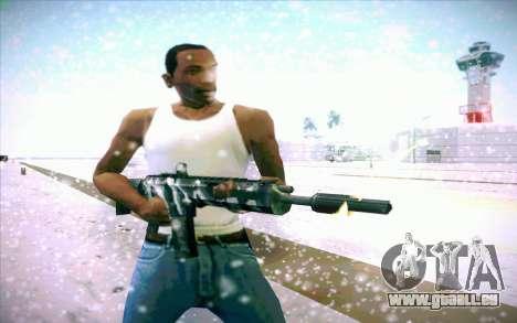 ACR pour GTA San Andreas quatrième écran