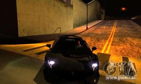 ENBSeries By Avatar pour GTA San Andreas deuxième écran