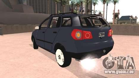Volkswagen Suran pour GTA San Andreas laissé vue