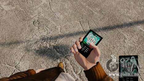 Thèmes pour téléphone Vampire The Masquerade pour GTA 4 septième écran