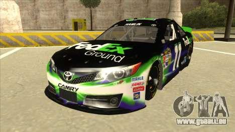 Toyota Camry NASCAR No. 11 FedEx Ground pour GTA San Andreas