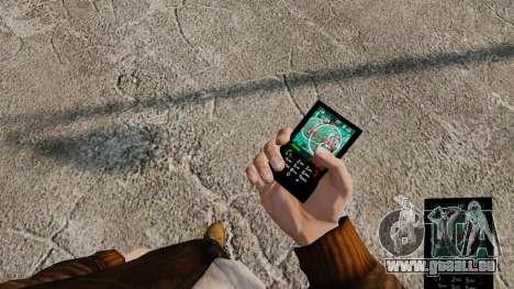 Thèmes pour téléphone Vampire The Masquerade pour GTA 4 onzième écran