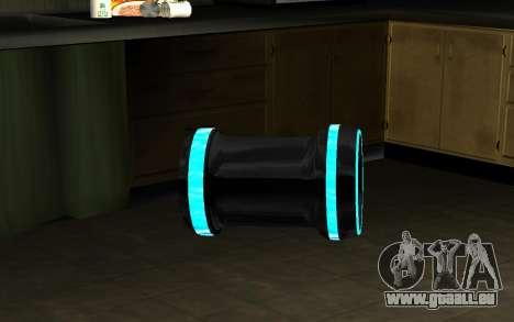 Blaster für GTA San Andreas dritten Screenshot