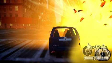 Bannière mod graphique Graphics [bêta ouverte] pour GTA 4 quatrième écran