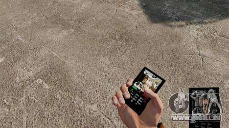 Eminem thème pour votre téléphone pour GTA 4