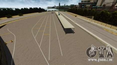 Lage Sportland Yamanashi für GTA 4 Sekunden Bildschirm