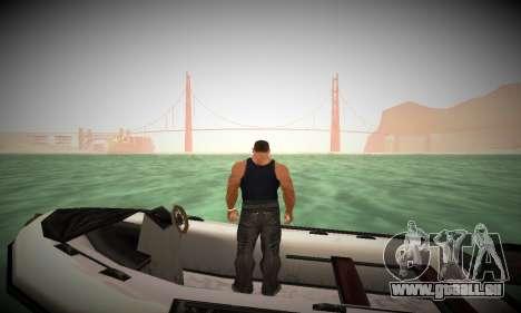 ENBSeries By DjBeast V2 pour GTA San Andreas dixième écran