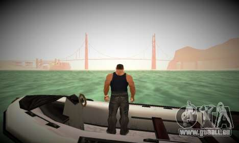 ENBSeries By DjBeast V2 für GTA San Andreas zehnten Screenshot