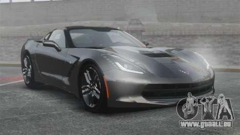 Chevrolet Corvette C7 Stingray 2014 pour GTA 4