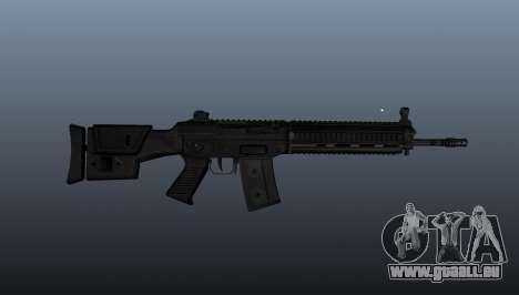 Gewehr SIG SG 751 v2 für GTA 4 dritte Screenshot