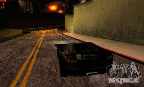 ENBSeries By Avatar für GTA San Andreas achten Screenshot