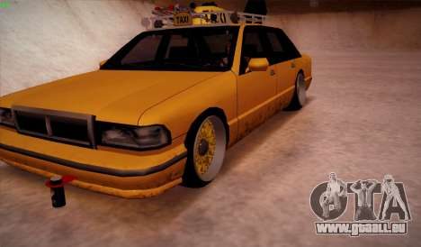 New taxi pour GTA San Andreas