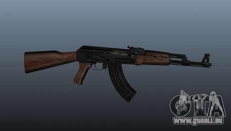 AK-47 v3 pour GTA 4 troisième écran