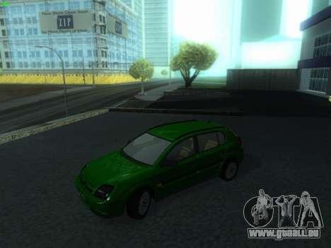 Opel Signum Kombi 1.9 CDi pour GTA San Andreas laissé vue