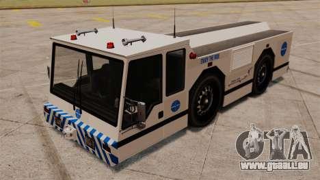 Die Fluggesellschaft PanAm für GTA 4 fünften Screenshot