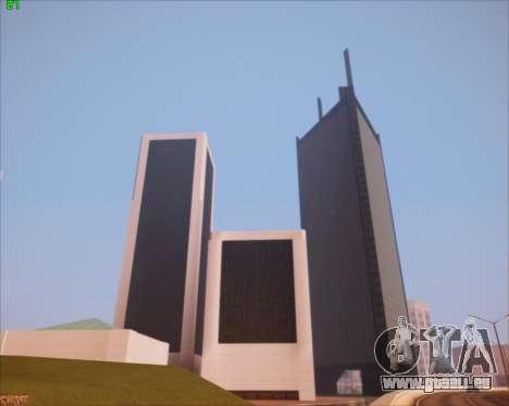 SA Graphics HD v 2.0 pour GTA San Andreas quatrième écran