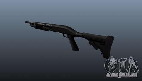 M590A1 Shotgun Pump-action für GTA 4 Sekunden Bildschirm