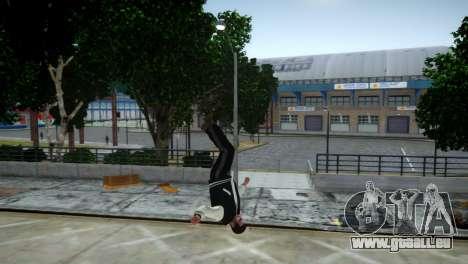 Bannière mod graphique Graphics [bêta ouverte] pour GTA 4 huitième écran