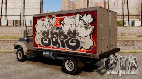 Neue Graffiti zu Yankee für GTA 4 rechte Ansicht