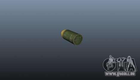 EX 41 Granatwerfer für GTA 4 fünften Screenshot