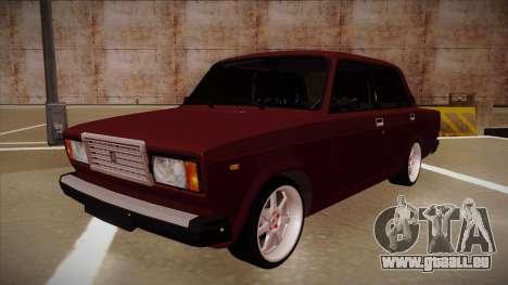 Lada 2107 für GTA San Andreas
