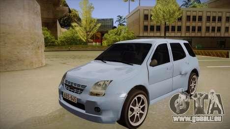 Suzuki Ignis für GTA San Andreas