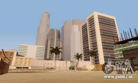 ENBSeries for low and medium PC für GTA San Andreas siebten Screenshot