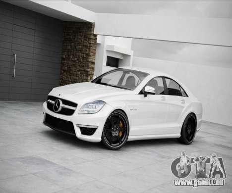 Écrans de chargement Mercedes-Benz pour GTA 4 huitième écran