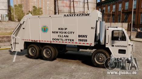 Service New York City pour GTA 4